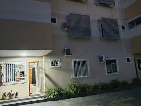"""Apartamento confortável no Jardim Marco Zero"""