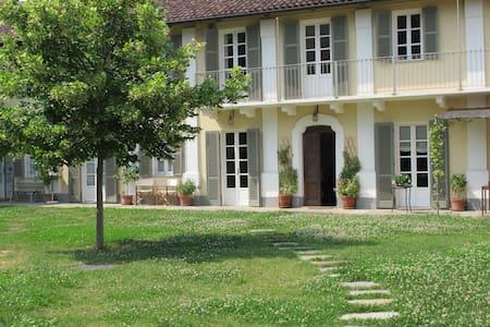 Villa nella collina di Torino - Revigliasco