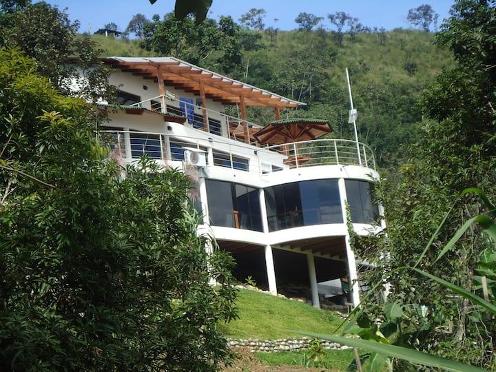 CASA DE CAMPO CHANCHAMAYO