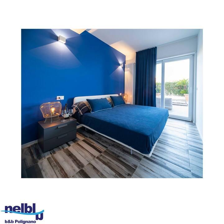 b&b nelblu - soggiorno d'amare-stanza aragosta