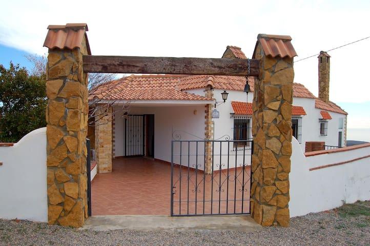 "Cortijo ""El Pedroche"" - Felix - Rumah"