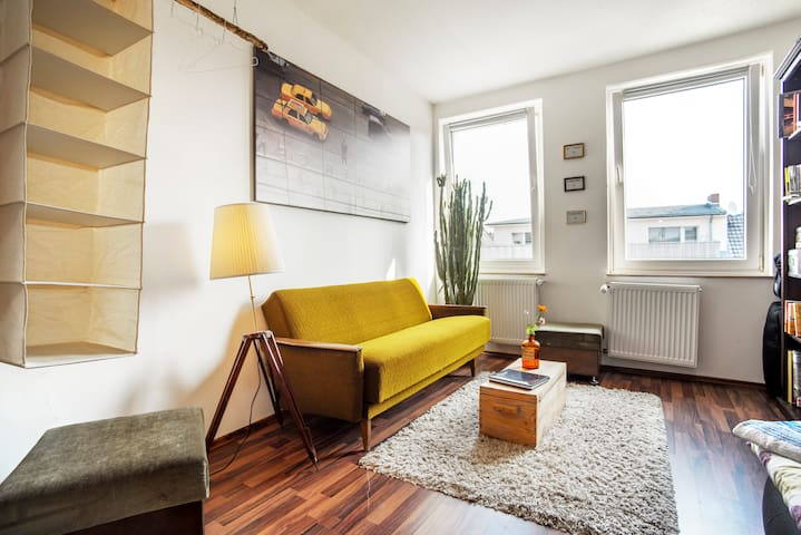Cosy Room for your next adventure - Köln - Huoneisto