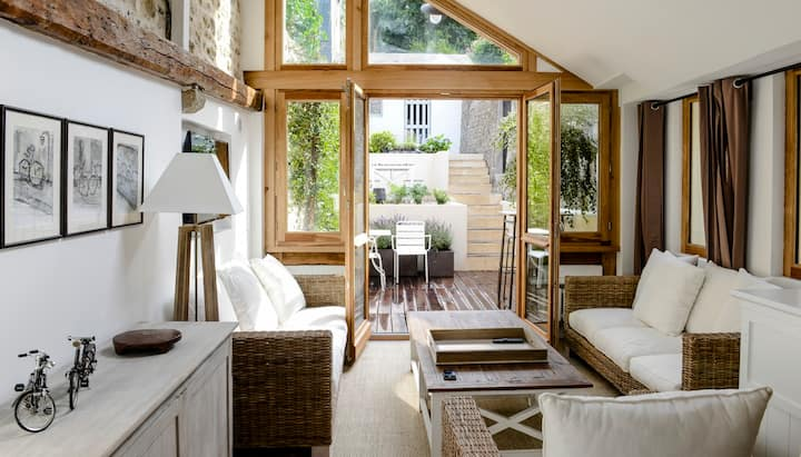 Traditional 3-bedroom fisherman house