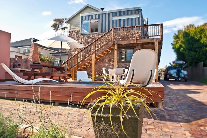 FUNKYTOWN SOUTH AFRICA:JEFFREYS BAY - Jeffreys Bay - House