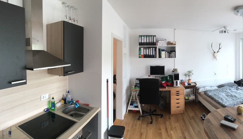 Apartment am Freiburger Stadtrand - Merzhausen - Apartmen