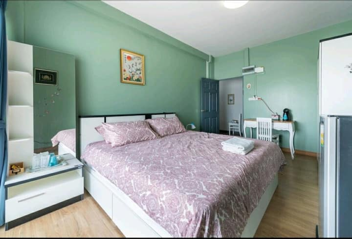 Boutique hotel Residence- king bed 32 sqm Room B