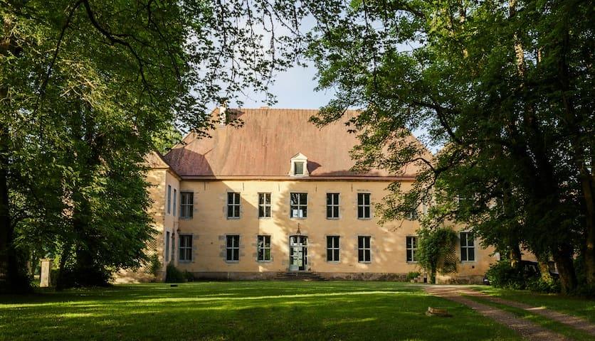 Château de Cécile - Voudenay - Castelo
