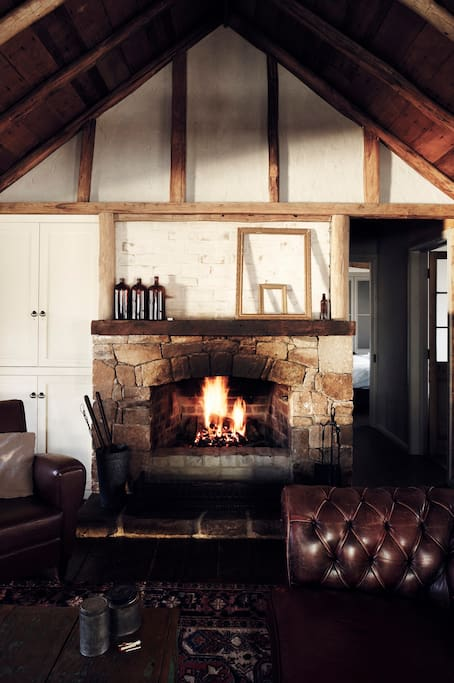 Cosy living room, snuggle up in front of the fire, read a book, snooze, watch your favourite show
