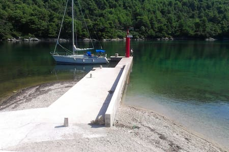 Apartment Broce beach - Ston - Διαμέρισμα