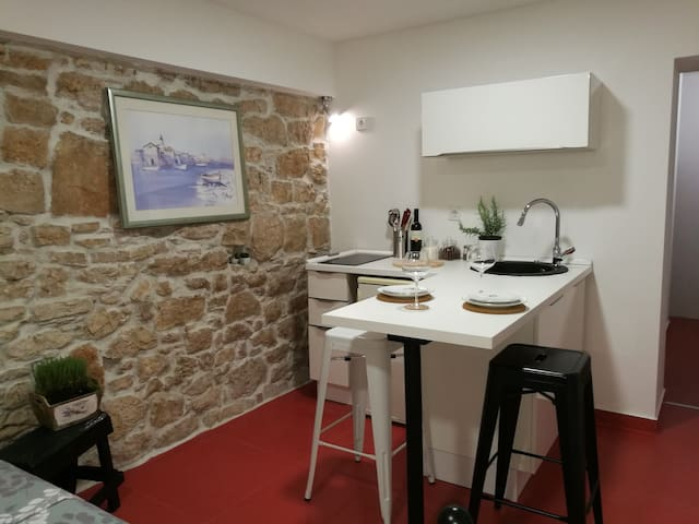 Little studio apartment Franceska