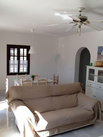 Bonita casa frente al mar - Vera - Rumah