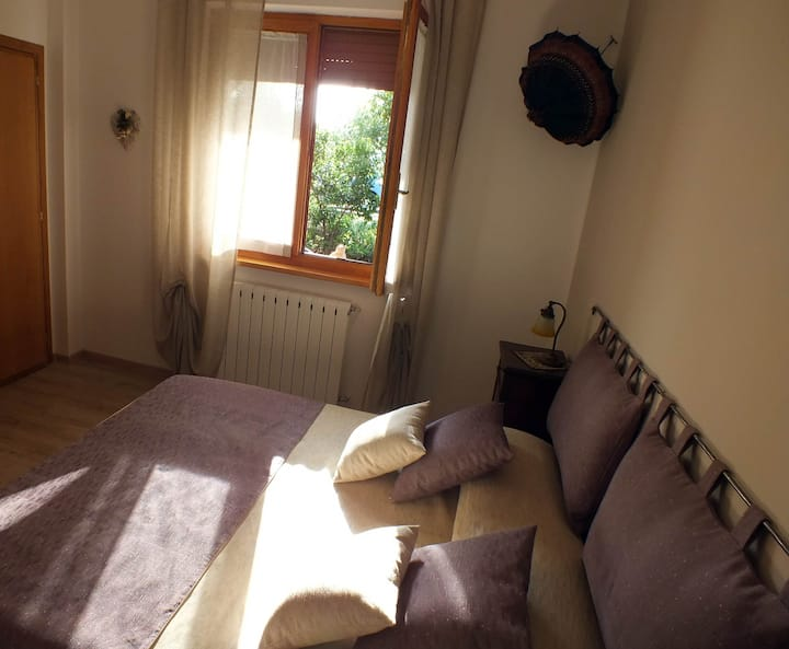 Pienza view - lovely bedroom