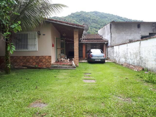 Casa em Ubatuba,Perequê Açu