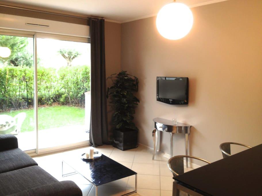 Salon / Living Room / Soggiorno / гостиная
