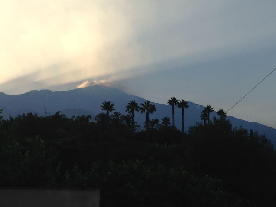Vista Etna