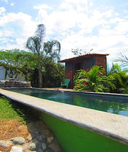 Charming Loft/Bungalow L with pool - Sayulita - Loft