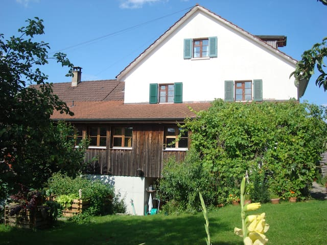 Cydonia Cottage double - Wegenstetten - Inap sarapan