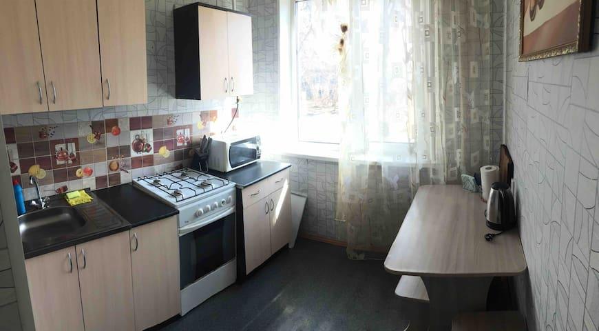 Квартира рядом с ГЛЦ Райдер и оз. Тургояк