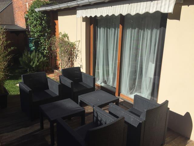 Maison complète 4/6 personnes - Mortefontaine-en-Thelle - Casa