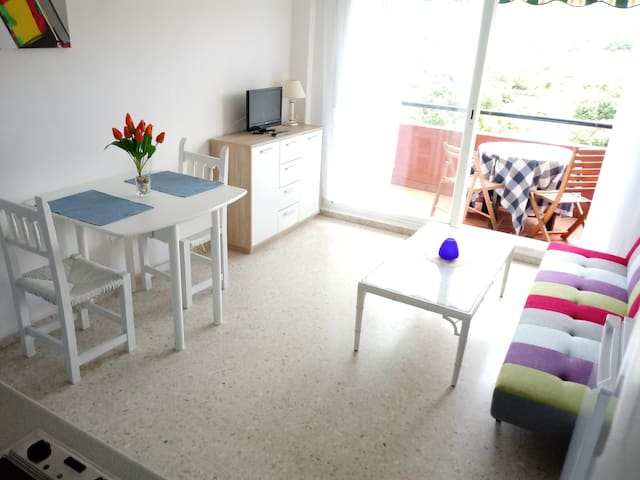 Apartamento a la Playa con roomsbikeanddive