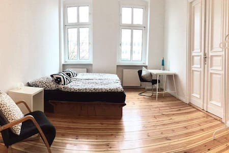 Bright and cozy 20m2 Room in the heart of Berlin - 柏林