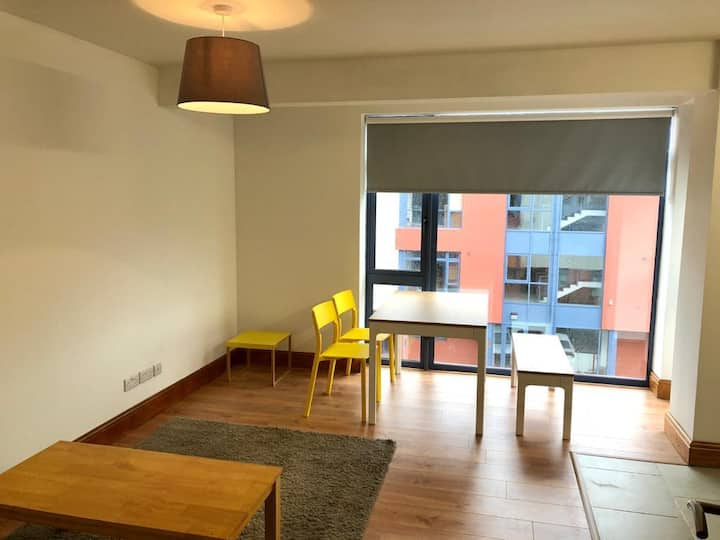 3 Bed Penthouse apart in Letterkenny/free parking