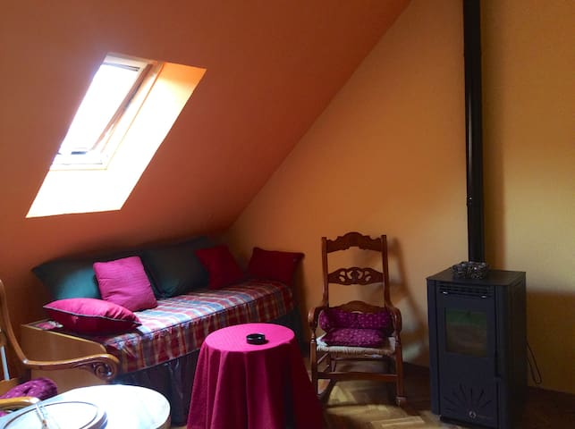 Apartamento tipo LOFT en CERCEDILLA - Cercedilla - Huoneisto