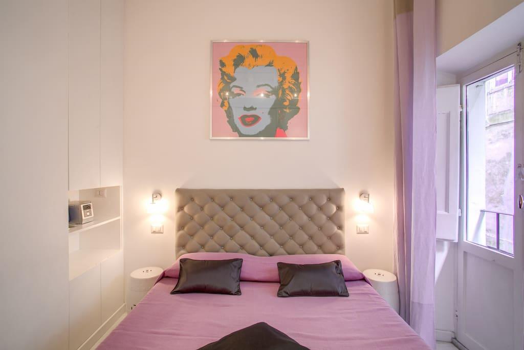 Bed 200 x 160 cm