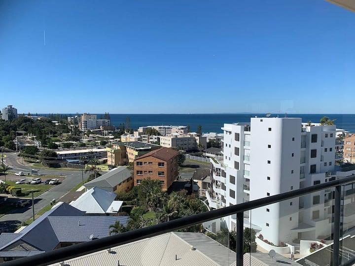 Spectacular Ocean View Apartment at Kings Beach