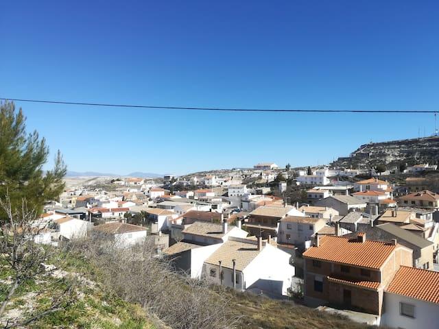 Casa-Cueva en Orce Barrio San Marcos