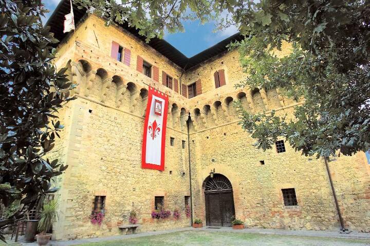 Castello del Capitano B&B Suite Medici