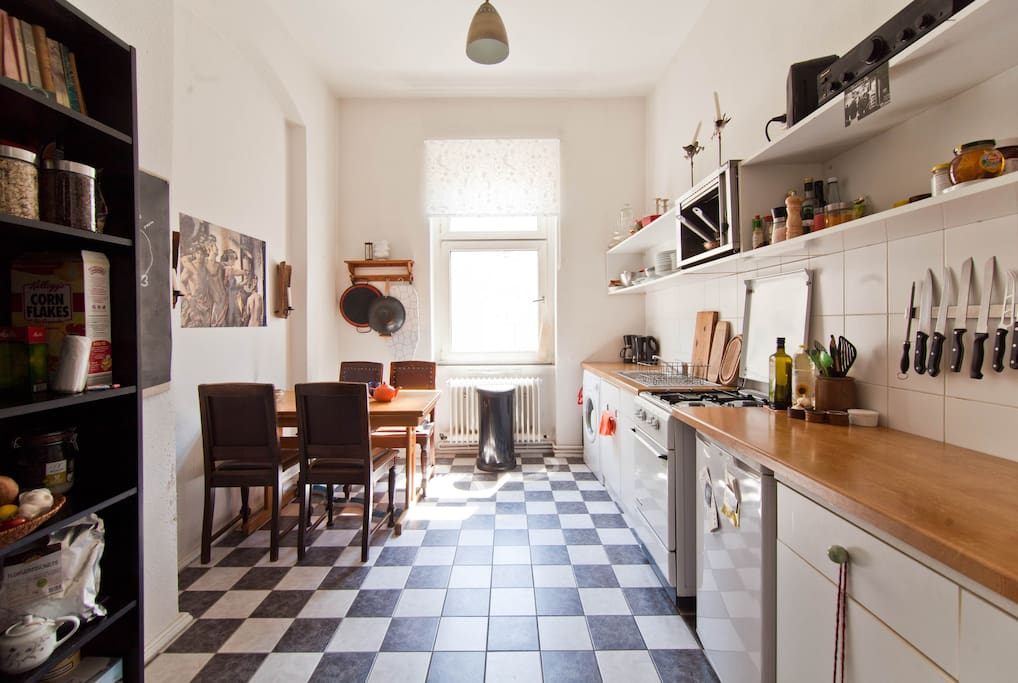Berlin Style Kitchen
