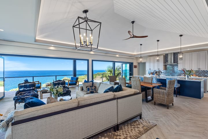 SOLAR - Amazing Ocean & Sunset Views and Great for Whale Watching!