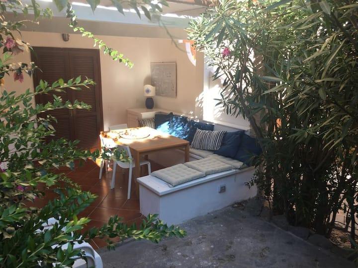 Apartment Golfo Marinella  m 50 from the beach