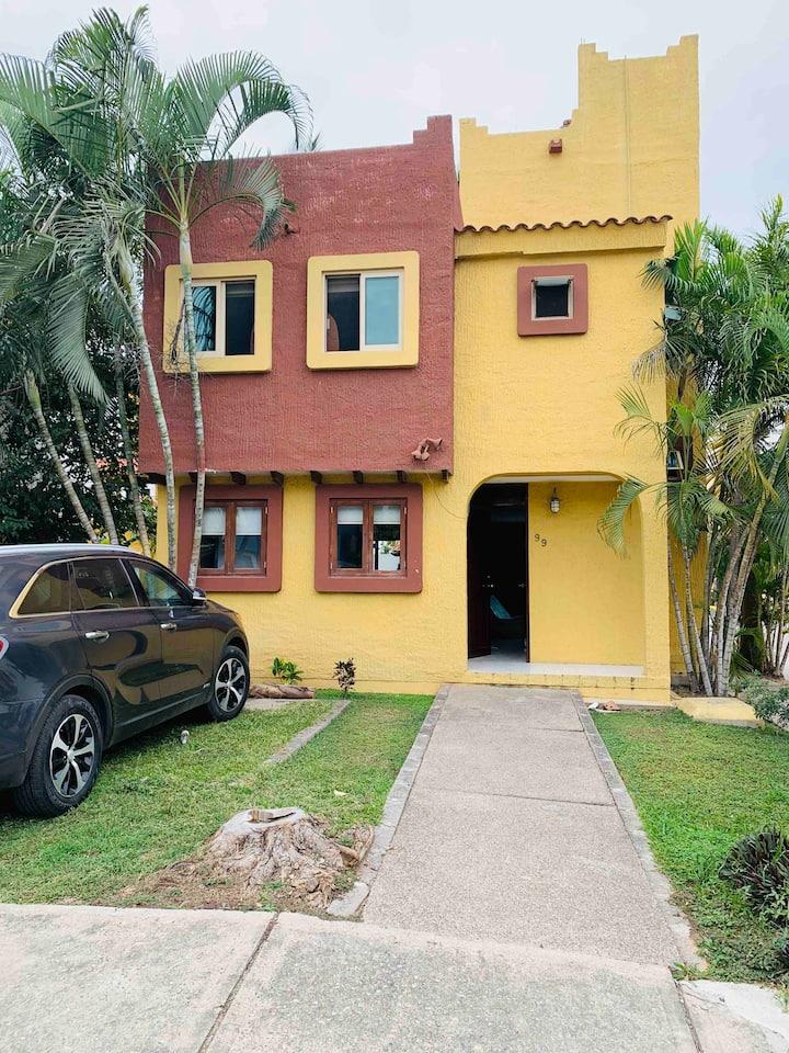 Una casa ideal para disfrutar de la tranquilidad.