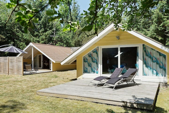 Cozy Holiday Home in Aakirkeby with Private Pool