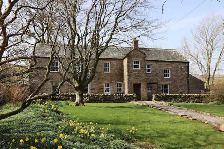 Bowderdale Foot: beautiful farmhouse, sleeps 10