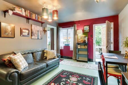 Cozy Neighborhood Hideaway - San Francisco