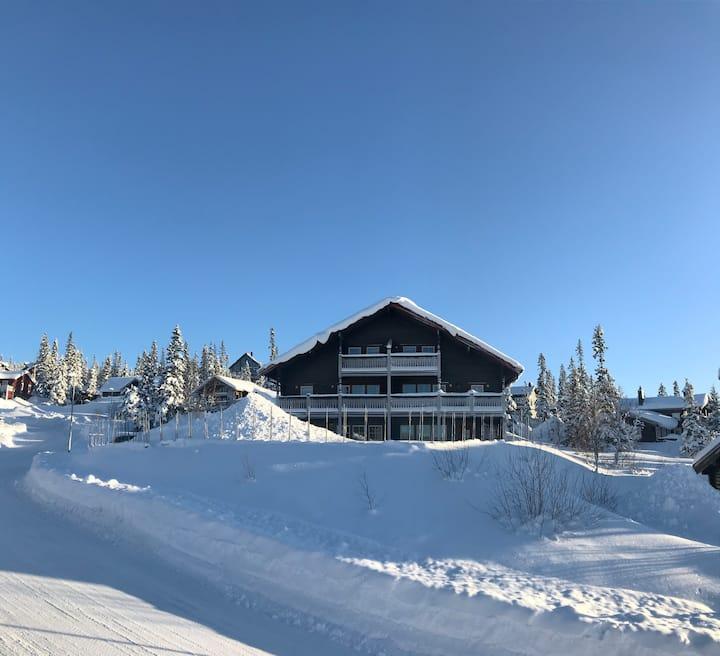 6 bäddars lägenhet i Björnen, Åre