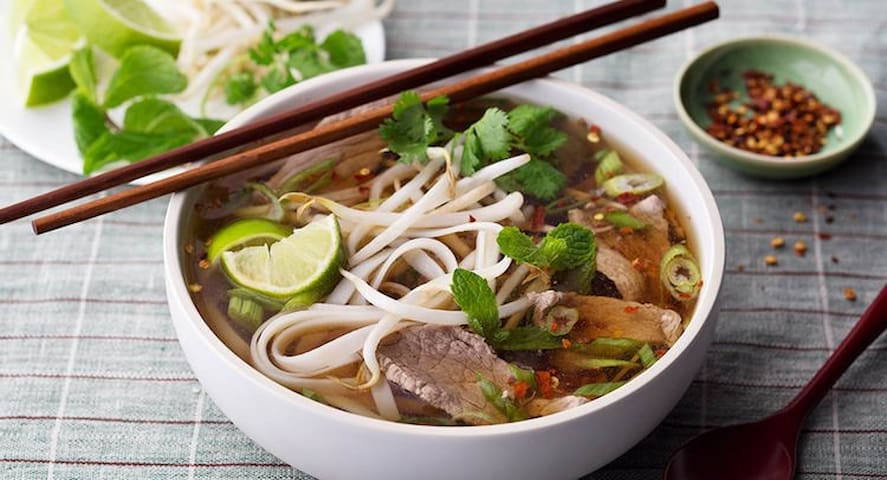 The Best Pho in Saigon