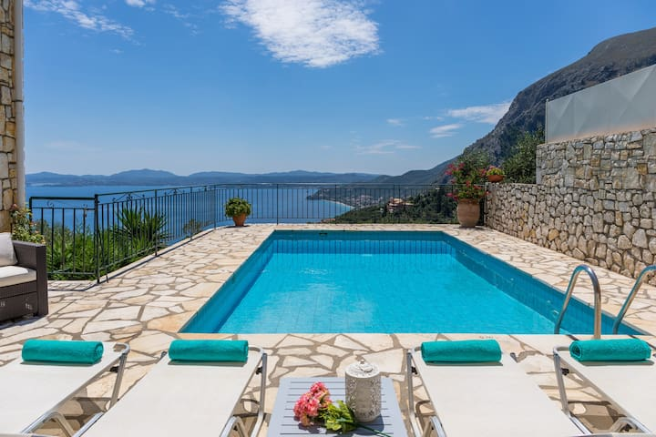 Villa Marianthi Nissaki