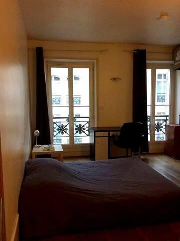 Appartement 2 pièces, 35m2, République