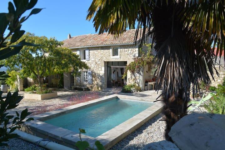 Le mas des Rochettes , 9 peoples , private pool