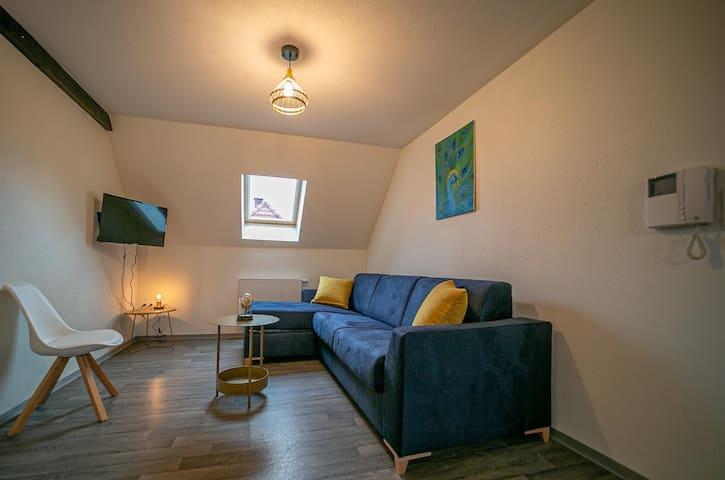 Appartement duplex 1 à 6 pers. 65m2 - classé 3***