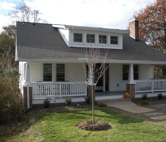 Renovated Historic Getaway Near VA Hospital+Dwtn 1