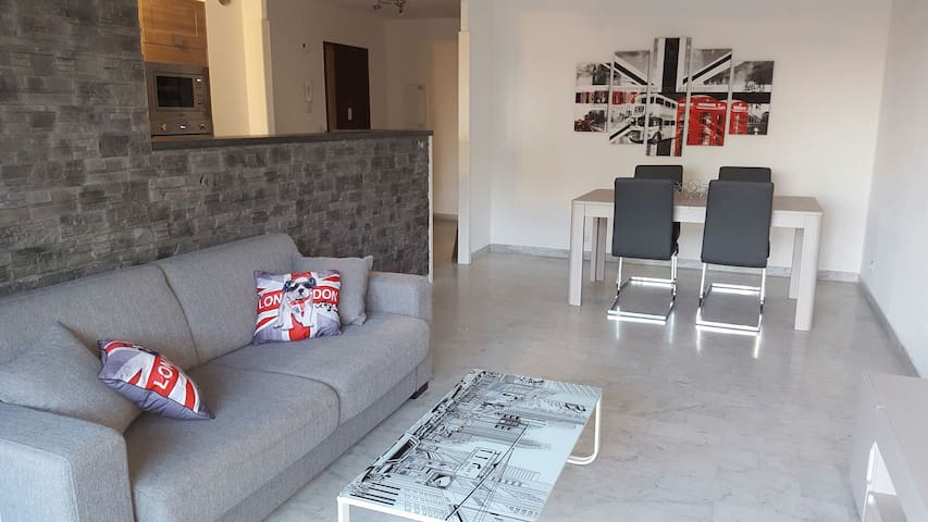 Beautiful flat near to the beach - Cagnes-sur-Mer - Apartamento