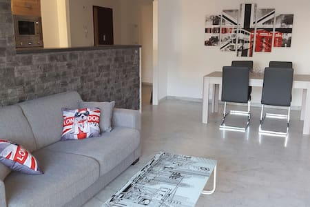 Beautiful flat near to the beach - Cagnes-sur-Mer - Apartment