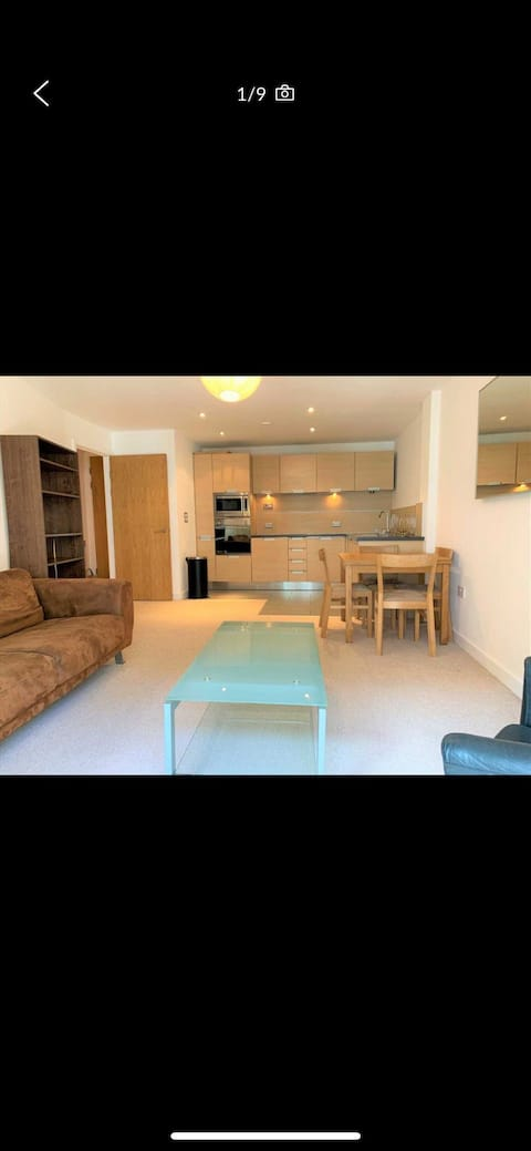 2 bed apartment in Manchester City Centre