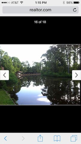 Waterfront 3BR/2Bath on the Bayou - Slidell - Wohnung