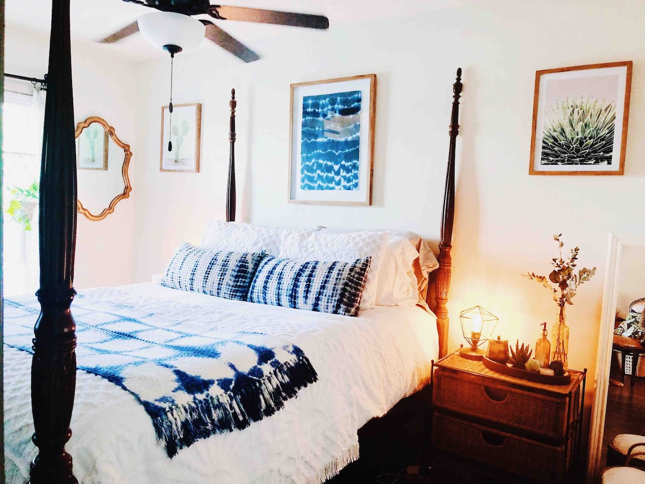 The Classic City Loft: an incredibly relaxing space with plenty of eclectic personality! it will surely be your home away from home.